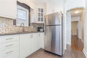Renovated house for rent in East York