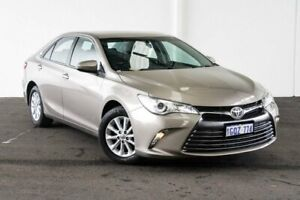 2017 Toyota Camry ASV50R Altise Magnetic Bronze 6 Speed Sports Automatic Sedan Myaree Melville Area Preview