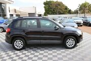 2010 Volkswagen Tiguan 5N MY10 125TSI 4MOTION Black 6 Speed Sports Automatic Wagon Alfred Cove Melville Area Preview