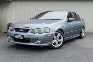 2004 Ford Falcon Silver Sports Automatic Sedan Dandenong Greater Dandenong Preview