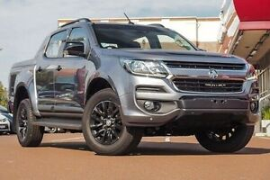 2017 Holden Colorado RG MY17 Z71 Pickup Crew Cab Grey 6 Speed Sports Automatic Utility Fremantle Fremantle Area Preview