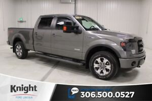 2014 Ford F-150 FX4 Navigation, Moon Roof