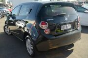 2011 Holden Barina TK MY11 Black 5 Speed Manual Hatchback Nundah Brisbane North East Preview