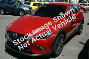 2016 Mazda CX-3 DK4W7A sTouring SKYACTIV-Drive i-ACTIV AWD Soul Red 6 Speed Sports Automatic Wagon
