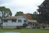 REDUCED!!!  3 level split home FOR SALE!! In Wallaceburg On