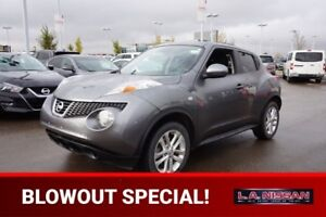 2013 Nissan JUKE SV Accident Free,  Bluetooth,  A/C,