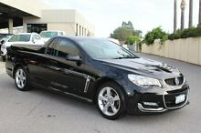 2015 Holden Ute VF II SV6 Black 6 Speed Automatic Utility Cannington Canning Area Preview