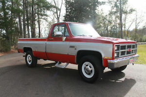 LOOKING FOR NICE SQUARE BODY 4X4