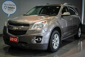 2012 Chevrolet Equinox 2LT Versatile Layout + Impressive Perform