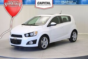 2016 Chevrolet Sonic LT HB *Heated Seats-Back Up Camera-Remote S