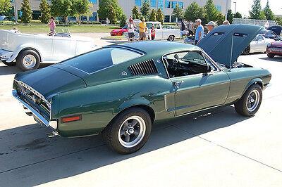 Der Mustang Bullit (iamtommyc (CC BY-NC-SA 2.0))