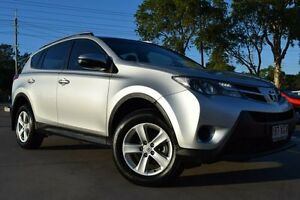 2013 Toyota RAV4 ALA49R GX AWD Silver 6 Speed Sports Automatic Wagon Noosaville Noosa Area Preview