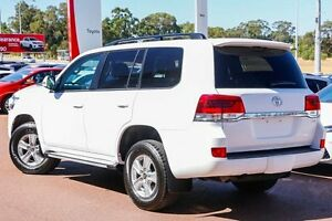 2016 Toyota Landcruiser VDJ200R GXL White 6 Speed Sports Automatic Wagon Wangara Wanneroo Area Preview