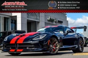 2017 Dodge Viper New Car ACR|Manual|CarbonFibre,ExtremeAeroPkgs|