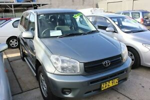 2003 Toyota RAV4 ACA23R CV (4x4) Silver 5 Speed Manual Wagon Mitchell Gungahlin Area Preview