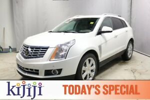 2015 Cadillac SRX PERFORMANCE Navigation (GPS),  Leather,  Heate