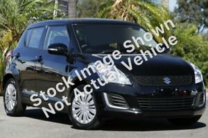 2014 Suzuki Swift FZ MY14 GL Black 4 Speed Automatic Hatchback South Grafton Clarence Valley Preview