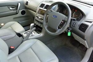 2007 Ford Territory SY TS Charcoal 4 Speed Automatic Wagon Upper Ferntree Gully Knox Area Preview