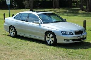 2005 Holden Caprice WL Silver 4 Speed Automatic Sedan Port Macquarie Port Macquarie City Preview