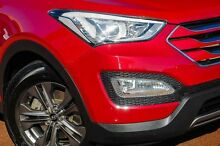2012 Hyundai Santa Fe DM MY13 Active Merlot Red 6 Speed Sports Automatic Wagon Wangara Wanneroo Area Preview
