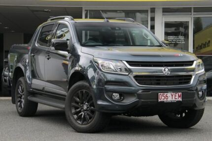 2018 Holden Colorado RG MY19 Z71 Pickup Crew Cab Grey 6 Speed Sports Automatic Utility Woolloongabba Brisbane South West Preview
