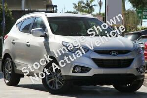 2013 Hyundai ix35 LM3 MY14 SE Silver 6 Speed Sports Automatic Wagon Mundingburra Townsville City Preview