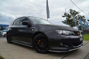 2007 Subaru Impreza MY08 RS (AWD) Grey 4 Speed Automatic Hatchback Mulgrave Hawkesbury Area Preview