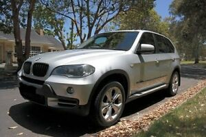 2009 BMW X5 E70 MY09 xDrive30d Steptronic Silver 6 Speed Sports Automatic Wagon Underdale West Torrens Area Preview