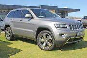 2014 Jeep Grand Cherokee WK MY2014 Laredo 4x2 Silver 8 Speed Sports Automatic Wagon Pearsall Wanneroo Area Preview