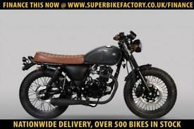 2017 MUTT MONGREL 125 EFI SPECIALISTS IN GOOD/POOR CREDIT