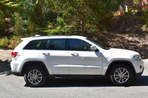 2013 Jeep Grand Cherokee WK MY2014 Laredo 4x2 White 8 Speed Sports Automatic Wagon St Marys Mitcham Area Preview