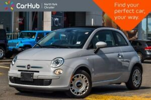 2016 FIAT 500c Pop |KeylessEntry|Bluetooth|Uconnect|RearPk.Asst.