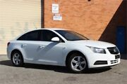2010 Holden Cruze JG CD White 6 Speed Automatic Sedan West Gosford Gosford Area Preview