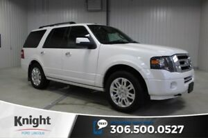 2014 Ford Expedition Limited Navigation