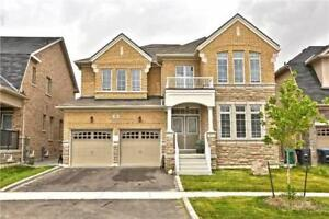 Gorgeous All Brick 4 Bedroom House Of Brampton Ontario Location!