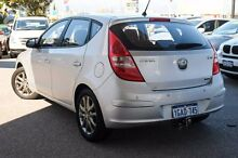 2012 Hyundai i30 FD MY11 Trophy Silver 4 Speed Automatic Hatchback Osborne Park Stirling Area Preview