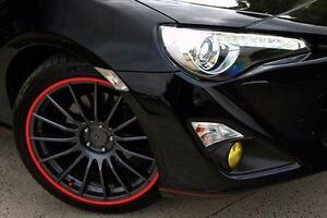 2014 Toyota 86 Black Manual Coupe Cranbourne Casey Area Preview