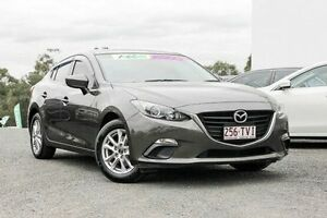 2014 Mazda 3 BM5276 Maxx SKYACTIV-MT Grey 6 Speed Manual Sedan Sinnamon Park Brisbane South West Preview