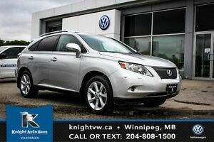 2012 Lexus RX 350 AWD w/ Navigation/Cooled Seats/Leather/Sunroof