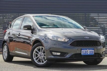 2016 Ford Focus LZ Trend Grey 6 Speed Automatic Hatchback