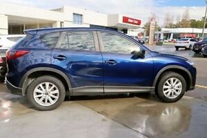 2013 Mazda CX-5 KE1031 MY13 Maxx SKYACTIV-Drive AWD Sport Blue 6 Speed Sports Automatic Wagon Thornleigh Hornsby Area Preview