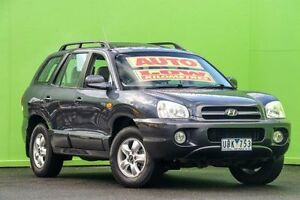 2006 Hyundai Santa Fe SM MY05 Grey 4 Speed Sports Automatic Wagon Ringwood East Maroondah Area Preview