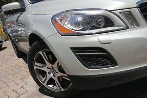 2011 Volvo XC60 DZ MY12 T6 Teknik Grey 6 Speed Automatic Geartronic Wagon Killara Ku-ring-gai Area Preview