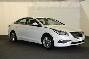 2015 Hyundai Sonata LF Active Ice White 6 Speed Automatic Sedan Derwent Park Glenorchy Area Preview