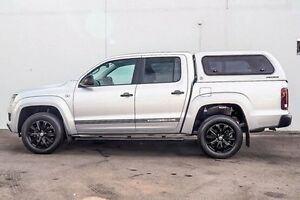 2014 Volkswagen Amarok 2H MY15 TDI420 4MOTION Perm Dark Label Silver 8 Speed Automatic Utility Myaree Melville Area Preview