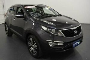 2015 Kia Sportage SL MY14 Platinum AWD Dark Gun Metal Sports Automatic Wagon Moorabbin Kingston Area Preview