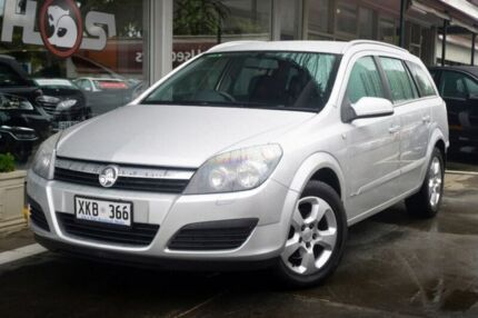 2005 Holden Astra AH MY05 CDX Silver 4 Speed Automatic Wagon Somerton Park Holdfast Bay Preview
