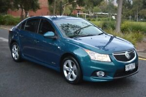 2012 Holden Cruze JH Series II MY12 SRi-V Blue 6 Speed Sports Automatic Sedan Norwood Norwood Area Preview