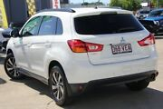 2014 Mitsubishi ASX XB MY15 LS 2WD White 6 Speed Constant Variable Wagon Kippa-ring Redcliffe Area Preview