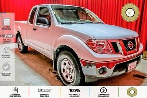 2012 Nissan Frontier S 2ND ROW SEATING! CRUISE CONTROL! TRACT...